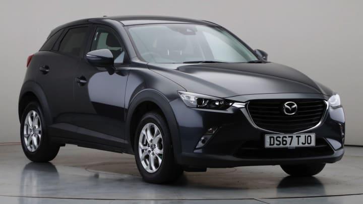 2017 Used Mazda CX-3 2L SE-L Nav SKYACTIV-G