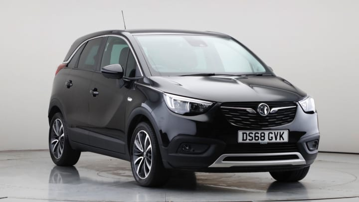 2018 Used Vauxhall Crossland X 1.2L Elite Nav