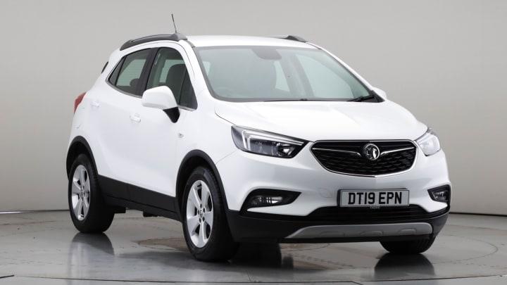 2019 used Vauxhall Mokka X 1.4L Elite Nav i Turbo