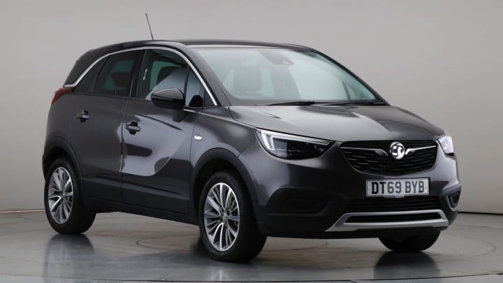 2020 Used Vauxhall Crossland X 1.2L Sport ecoTEC Turbo