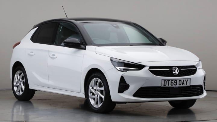 2020 Used Vauxhall Corsa 1.2L SRi Premium Turbo