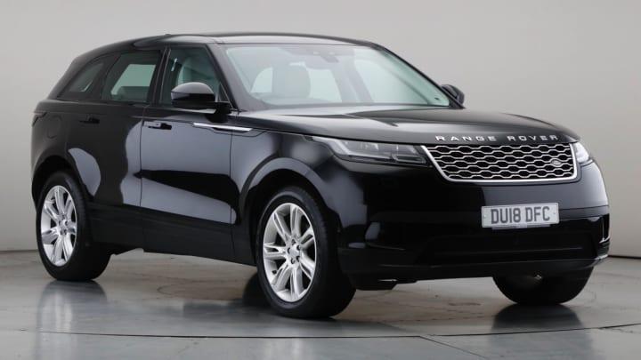 2018 Used Land Rover Range Rover Velar 2L SE D240