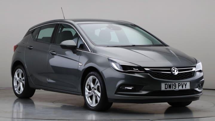 2019 Used Vauxhall Astra 1L SRi Nav ecoTEC i Turbo