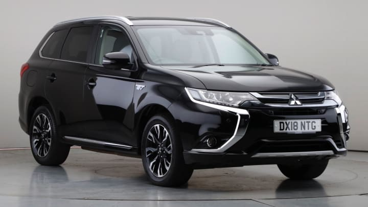 2018 Used Mitsubishi Outlander 2L 4hs h