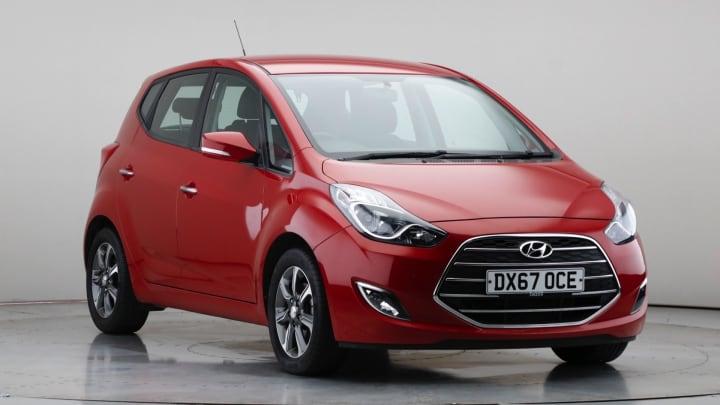 2017 Used Hyundai ix20 1.6L SE