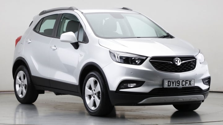 2019 Used Vauxhall Mokka X 1.6L Active ecoTEC D CDTi