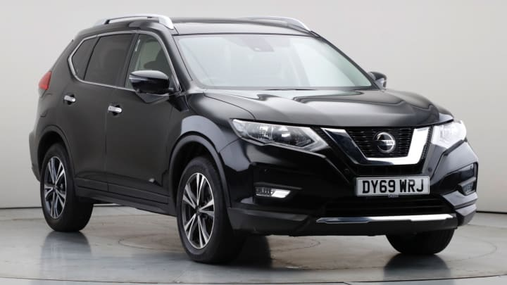 2019 Used Nissan X-Trail 1.7L N-Connecta dCi