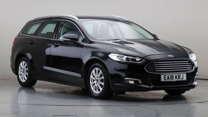 2018 Used Ford Mondeo 1.5L Titanium ECOnetic TDCi