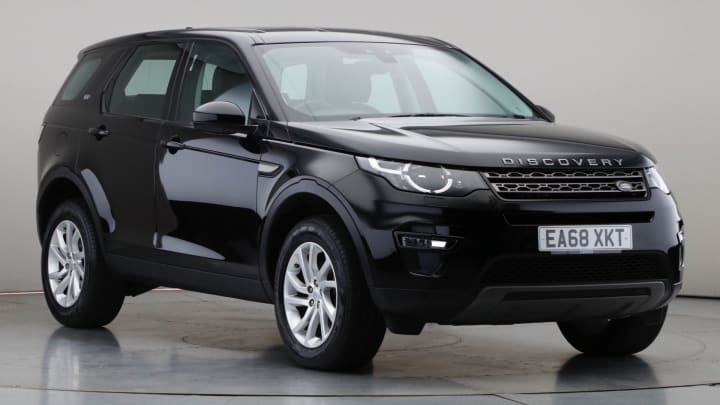 2018 Used Land Rover Discovery Sport 2L SE Tech Si4