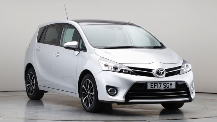 2017 Used Toyota Verso 1.8L Design V-matic