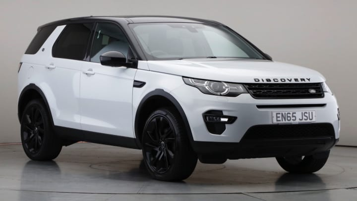 2015 Used Land Rover Discovery Sport 2L HSE Black TD4
