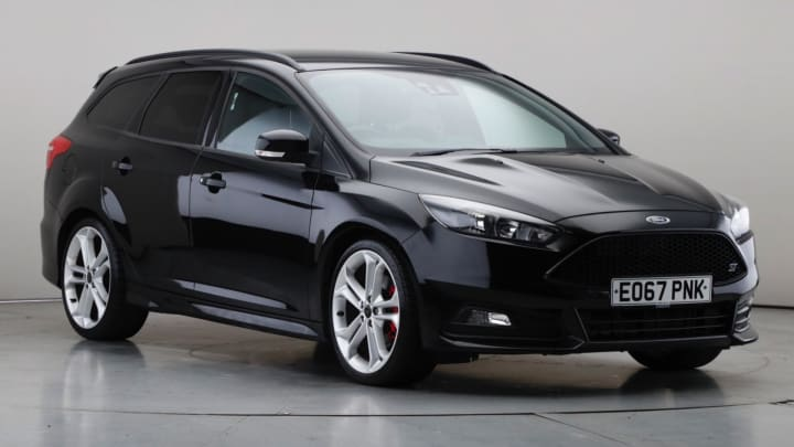 2017 Used Ford Focus 2L ST-2 EcoBoost T