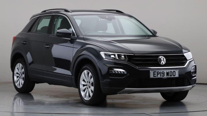2019 Used Volkswagen T-Roc 2L SE TDI