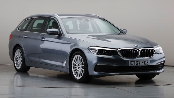 2018 Used BMW 5 Series 3L SE 530d
