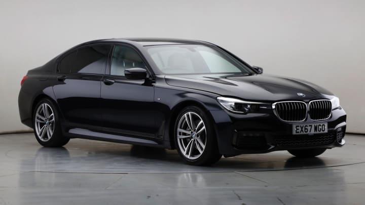 2017 Used BMW 7 Series 3L M Sport 730Ld