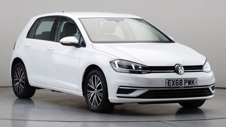 2018 Used Volkswagen Golf 1.6L SE Nav TDI