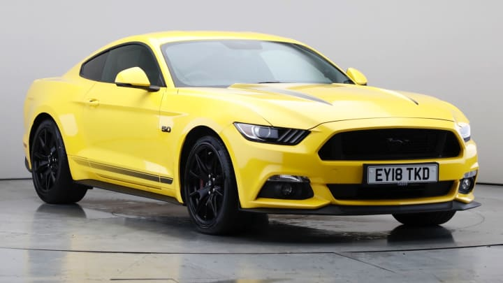 2018 Used Ford Mustang 5L GT V8
