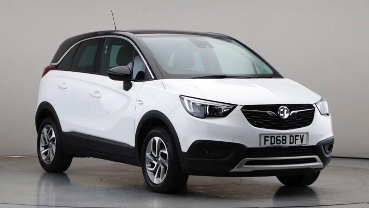 2019 Used Vauxhall Crossland X 1.2L Tech Line Nav ecoTEC Turbo