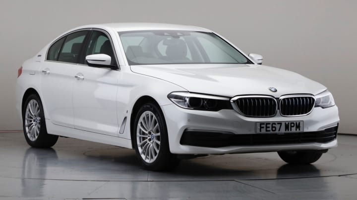 2017 Used BMW 5 Series 2L SE iPerformance 530e