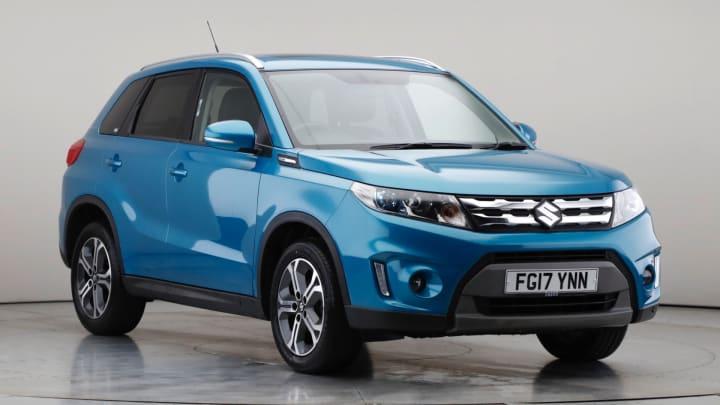 2017 Used Suzuki Vitara 1.6L SZ5