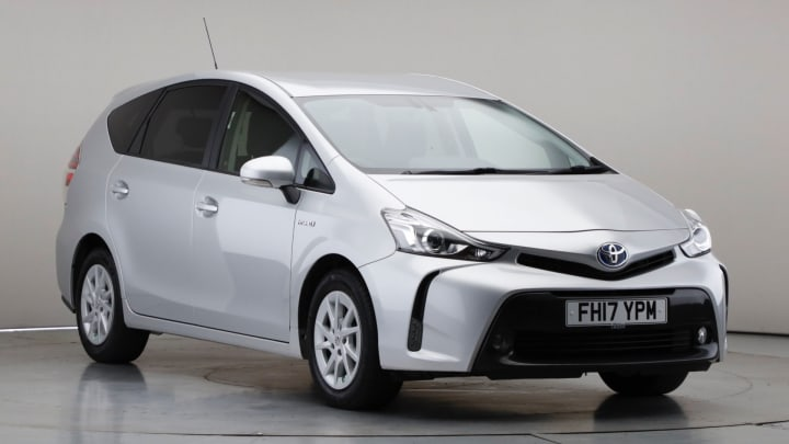 2017 Used Toyota Prius+ 1.8L Icon VVT-h