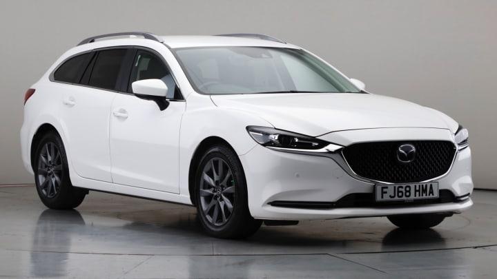 2018 Used Mazda Mazda6 2L SE-L Lux Nav+ SKYACTIV-G
