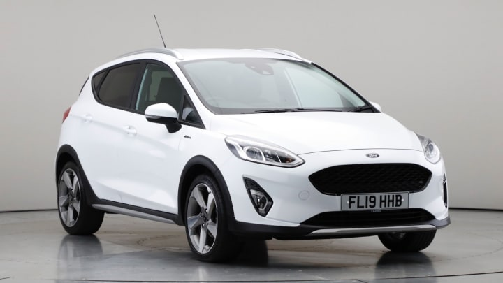 2019 Used Ford Fiesta 1L Active X EcoBoost T
