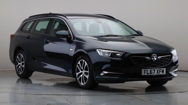 2017 Used Vauxhall Insignia 1.6L Design Nav ecoTEC BlueInjection Turbo D