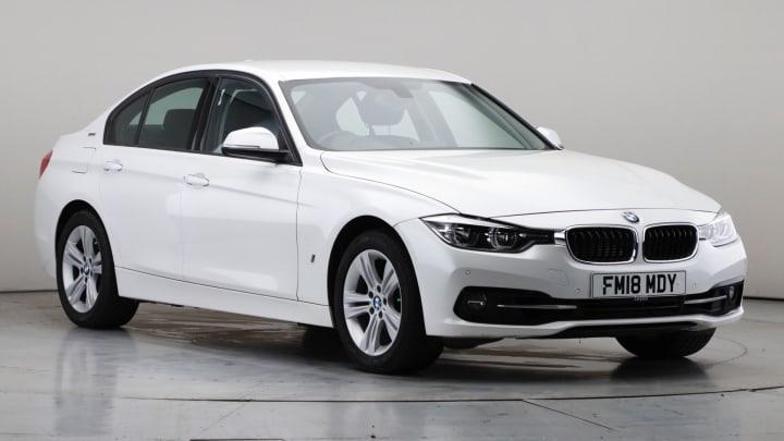 2018 Used BMW 3 Series 2L Sport 330e