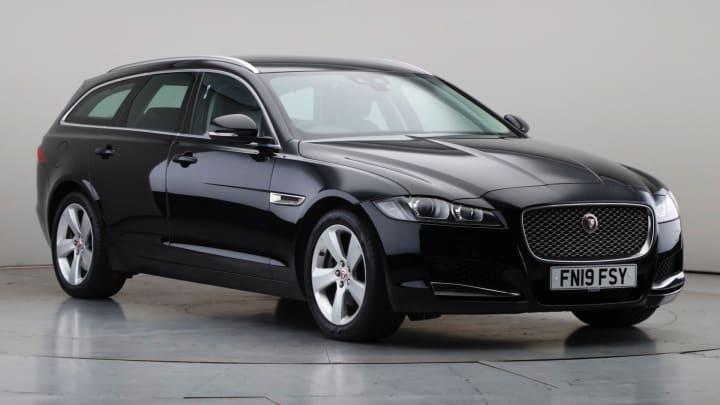 2019 Used Jaguar XF 2L Portfolio i