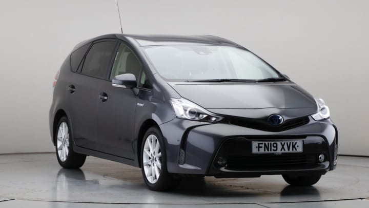 2019 Used Toyota Prius+ 1.8L Excel VVT-h