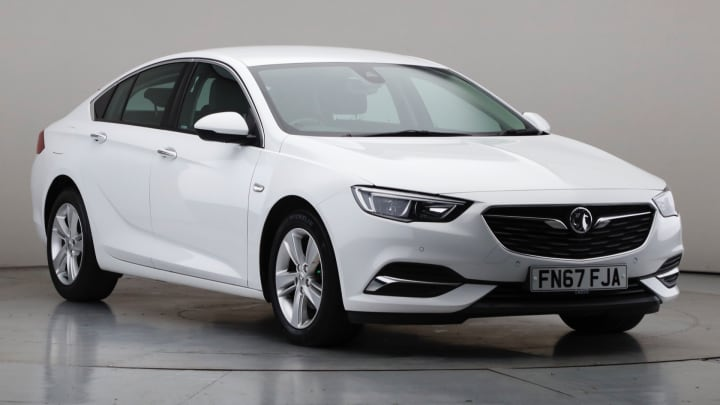 2017 Used Vauxhall Insignia 1.6L Tech Line Nav ecoTEC Turbo D