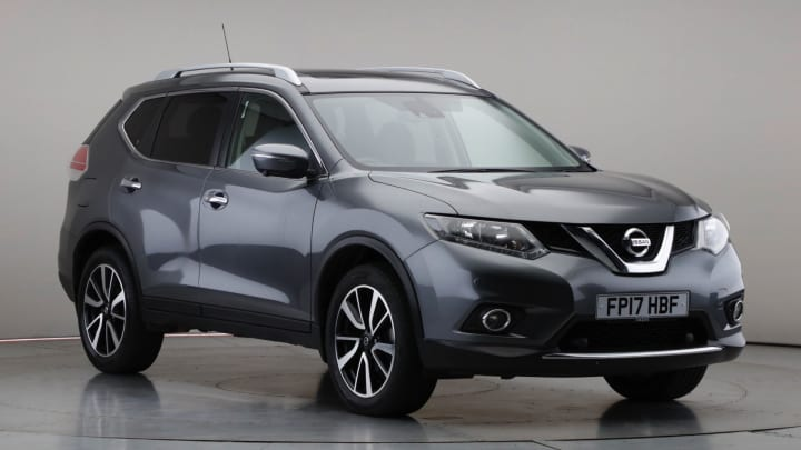 2017 Used Nissan X-Trail 1.6L N-Vision dCi