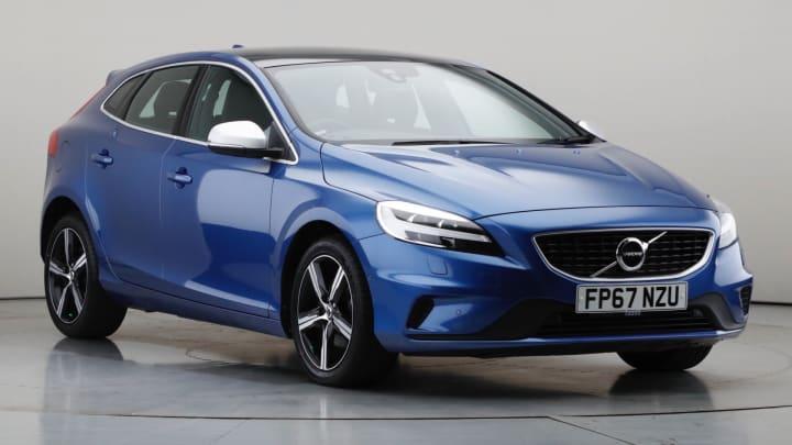 2017 Used Volvo V40 2L R-Design T3