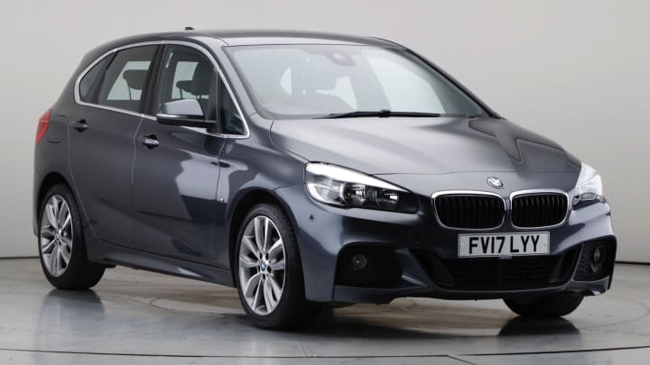 2017 Used BMW 2 Series Active Tourer 2L M Sport 218d