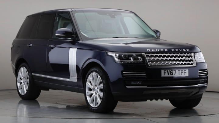 2017 Used Land Rover Range Rover 3L Vogue SE TD V6