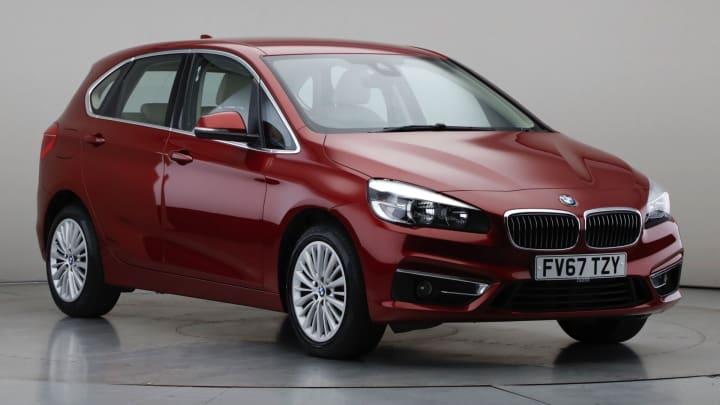 2018 Used BMW 2 Series Active Tourer 2L Luxury 218d