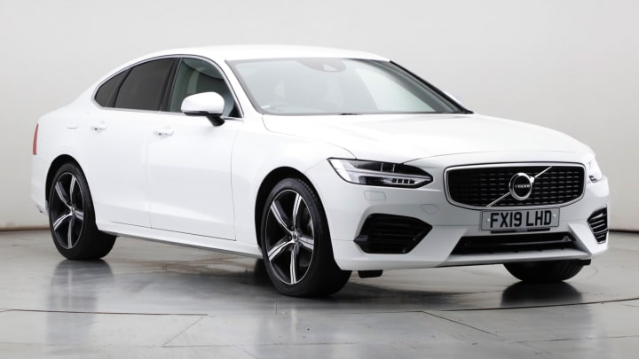 2019 Used Volvo S90 2L R-Design Pro Twin Engine h T8