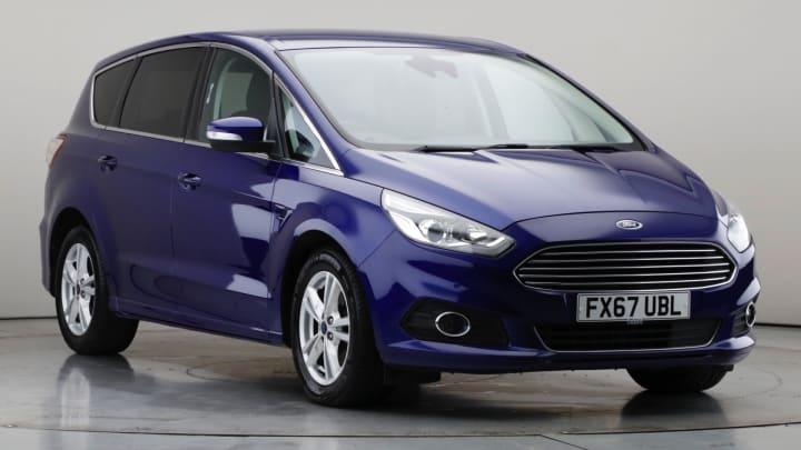 2017 Used Ford S-Max 2L Titanium TDCi
