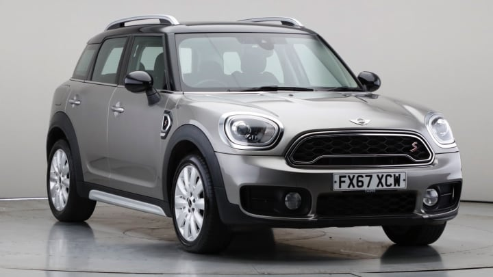 2017 Used Mini Countryman 2L Cooper S
