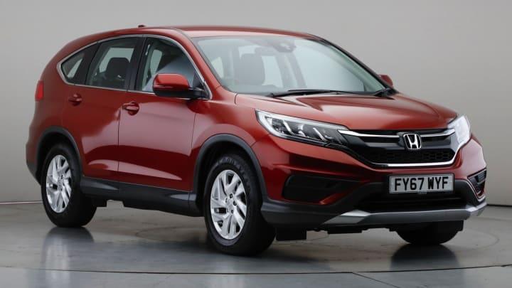 2017 Used Honda CR-V 2L S Navi i-VTEC