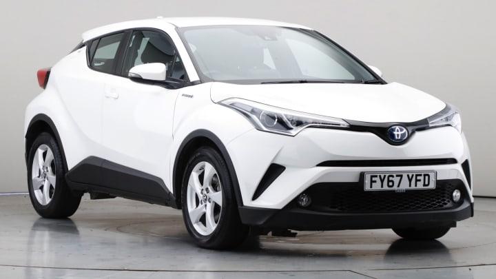 2017 Used Toyota C-HR 1.8L Icon VVT-h