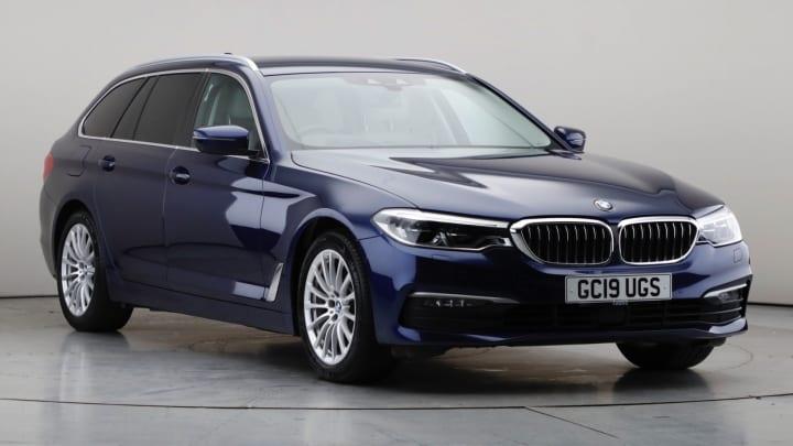 2019 Used BMW 5 Series 2L SE 520i