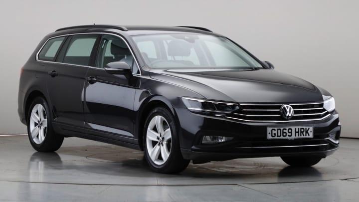 2020 Used Volkswagen Passat 2L SE Nav TDI EVO