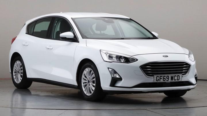 2019 Used Ford Focus 1L Titanium EcoBoost T