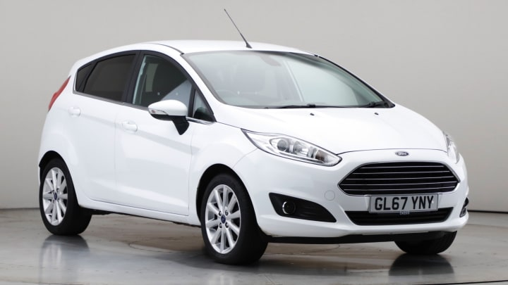 2017 Used Ford Fiesta 1L