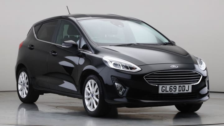 2019 Used Ford Fiesta 1L Titanium EcoBoost T