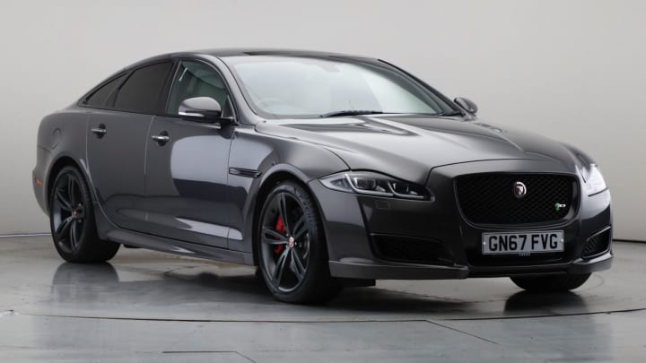 2017 Used Jaguar XJ 5L