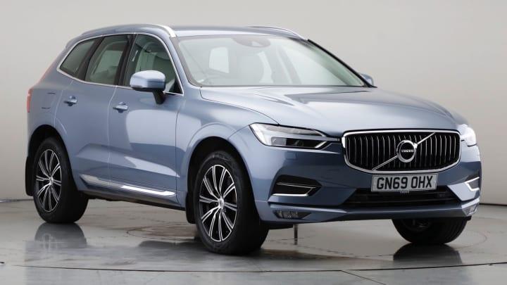 2019 Used Volvo XC60 2L Inscription B4