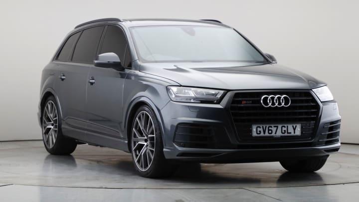 2018 Used Audi SQ7 4L TDI V8